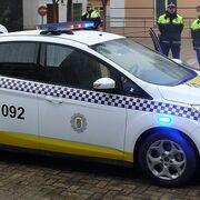 Tres menores denunciados por robar un coche de un taller y provocar varias colisiones