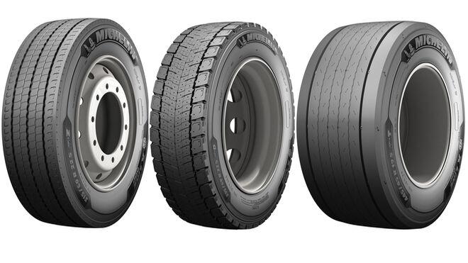 La eficiencia de los neumáticos Michelin X Line Energy, certificada por Dekra