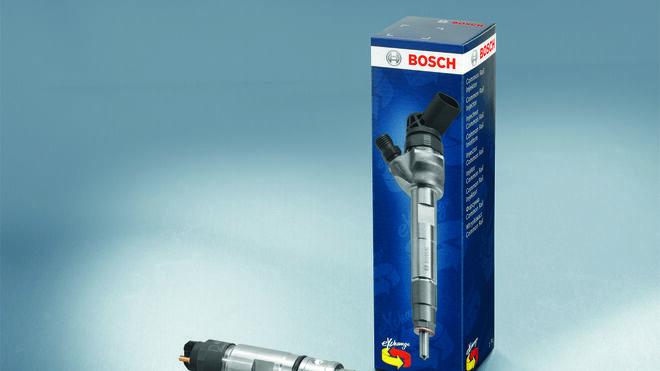 Bosch lanza los nuevos inyectores diésel CRIN 4.2