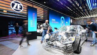 ZF concluye la integración de TRW Automotive