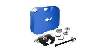 SKF presenta su nueva herramienta de montaje de rodamientos HBU 2.1