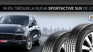 Tiresur comercializa el nuevo neumático SportActive SUV de GT Radial