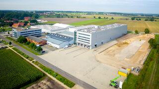 Diesel Technic AG amplía su sede central en Alemania