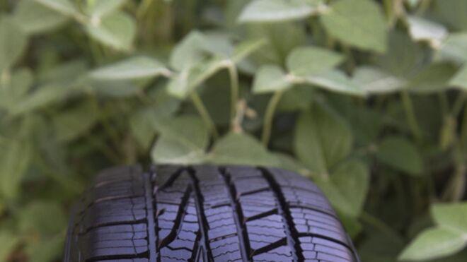 Goodyear fabrica neumáticos con caucho a base de aceite de soja