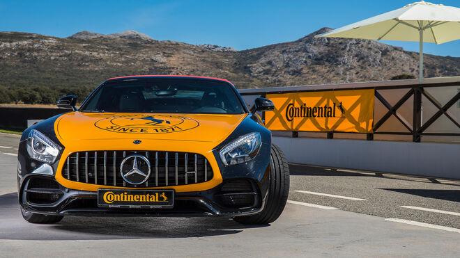 Continental presenta su sexta generación de neumáticos