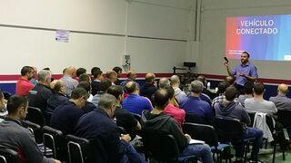 Bosch informa sobre el mantenimiento técnico del coche conectado
