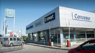 Los sistemas multimedia interactivos llegan a los concesionarios Mercedes