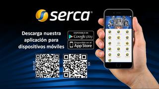 Grupo Serca crea una aplicación móvil