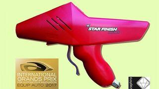 La pistola Star Finish de Mixplast, 'Premio Internacional a la Innovación'
