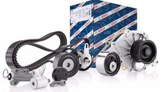 Bosch abona 2€ por cada kit de distribución con bomba de agua