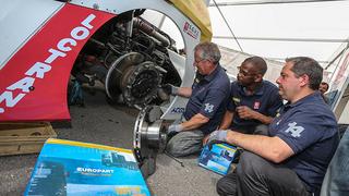 Europart participa con el Reinert Racing en el Jarama