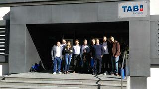 Distribuidores de TAB Batteries visitan sus instalaciones en Eslovenia