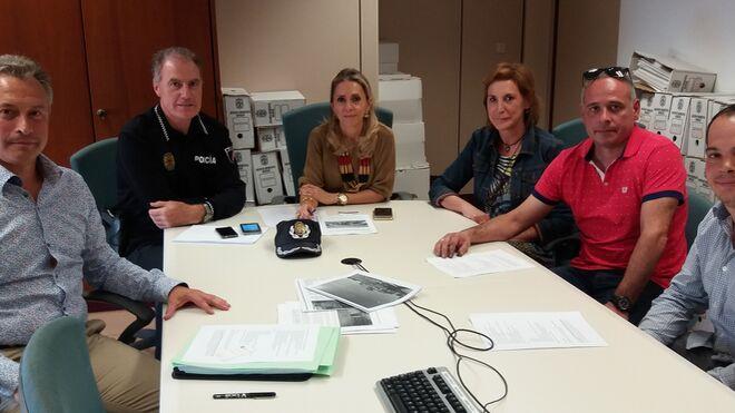 Adeabur y el Ayuntamiento de Burgos colaboran contra los talleres clandestinos