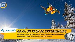SPG regala packs experiencia con los cambios de embrague