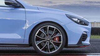 Pirelli diseña un neumático P Zero a medida para el Hyundai i30 N