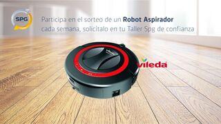 SPG Talleres sortea un robot aspirador Vileda