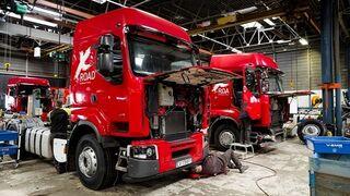 Used Trucks Factory, el taller que transforma camiones