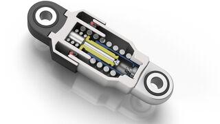 NTN-SNR presentará en Equip Auto un rodillo tensor hidráulico automático