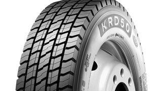 Kumho amplía su gama de neumáticos para camión y bus