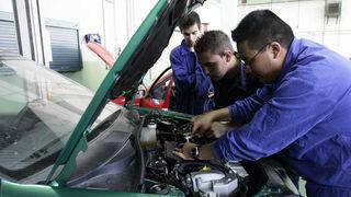 Ventajas de la formación continua para los profesionales del taller