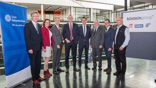 bilstein group construirá un nuevo centro logístico en Alemania