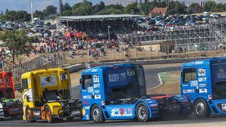 Europart califica de éxito su presencia en el Gran Premio Camión de España