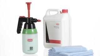 Autobrillante presenta WaterlessWash, la nueva solución de limpieza de Colad