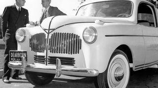 Hemp Body Car, el prototipo de Henry Ford con carrocería 'bio'