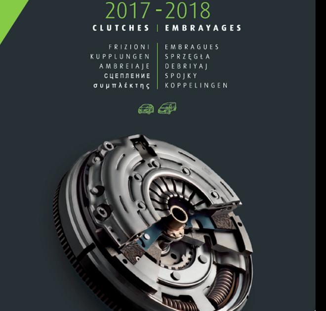 Valeo Service presenta su nuevo Catálogo de Embragues 2017/2018