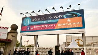 Arranca Equip Auto 2017 con la presencia de 14 fabricantes españoles