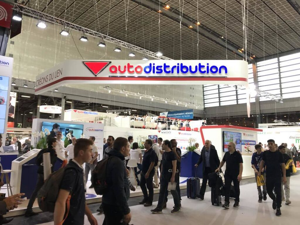 Stand de Auto Distribution
