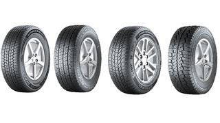 General Tire presenta sus nuevos neumáticos para invierno