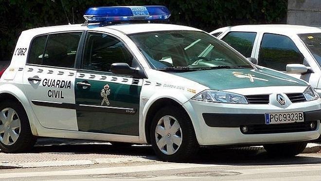 La Guardia Civil cierra un taller ilegal en Valladolid