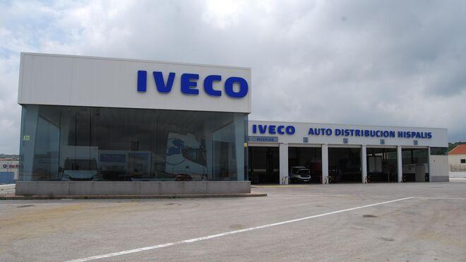 Auto Distribución Híspalis, nuevas instalaciones de Iveco en Algeciras