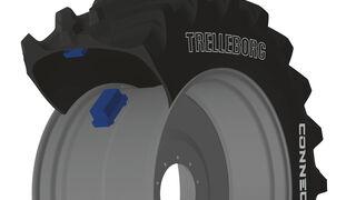 Trelleborg lanza ConnecTire, la rueda inteligente