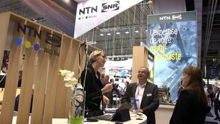 Nueva gama de captadores de velocidad de NTN-SNR