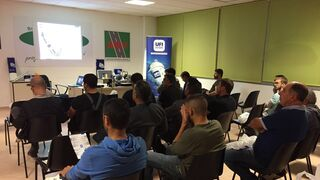 RAC Brugués presenta los productos UFI a sus clientes