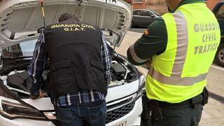Detenidos por vender 33 coches con el odómetro alterado en España