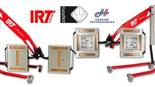Zaphiro inicia una promoción para talleres de infrarrojos IRT
