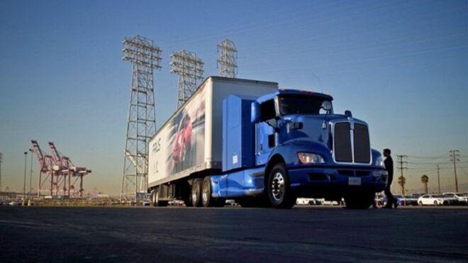 El camión de hidrógeno de Toyota comienza a funcionar en Estados Unidos