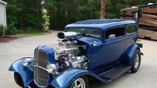 PPG 'viste' a algunos de los coches clásicos más premiados en Estados Unidos