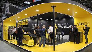 Sinnek presentó en Equip Auto la Serie W6000