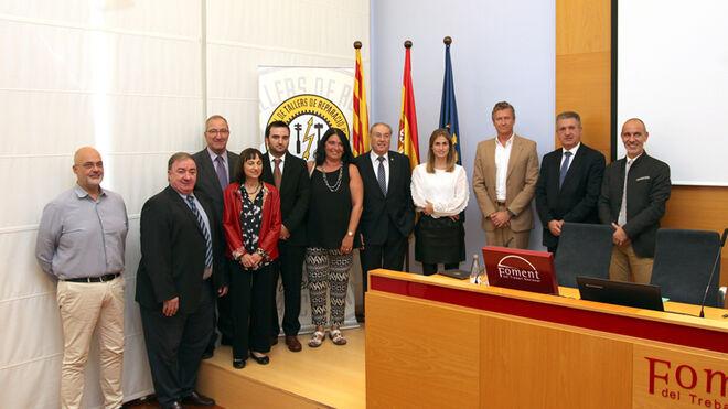 El Gremi de Barcelona pide a los talleres actitud empresarial positiva y digitalización integral