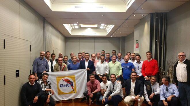 BASF Coatings Services Andalucía reúne a sus clientes Glasurit en Vigo