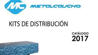 Metalcaucho renueva su catálogo de kits de distribución