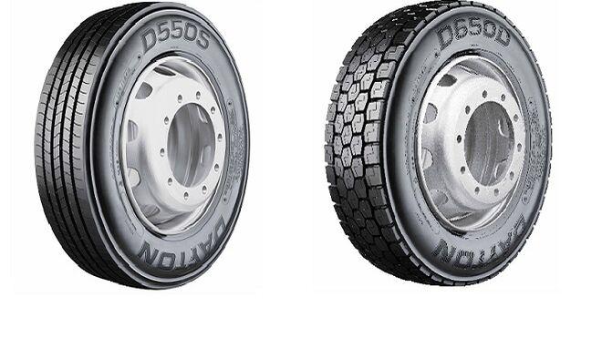 Dayton presenta sus nuevos neumáticos para camiones ligeros y medianos