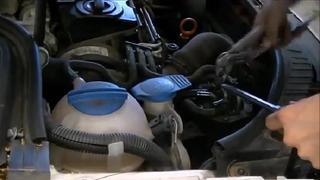 Cómo reparar el ralentí acelerado en un vehículo TDI del Grupo VAG