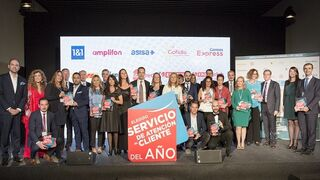 Michelin recibe el premio 'Líderes en Servicio 2018'