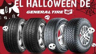 Grupo Andrés lanza su promoción especial 'El Halloween de General Tire'