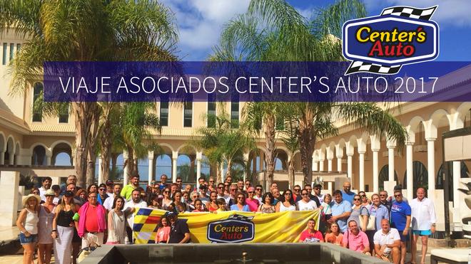 Center's Auto premia con un viaje la fidelidad de sus asociados
